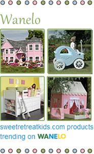 Sweet Retreat Kids products trending on Wanelo