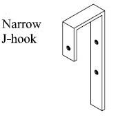 Maxtrix J-Hook