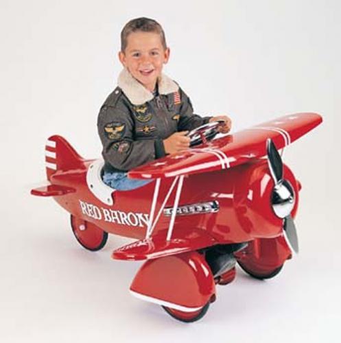 Red Barron Pedal Plane