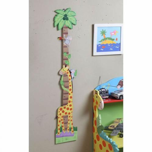Jolly Jungle Growth Chart
