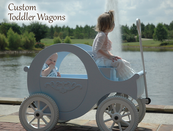 Custom Toddler Wagons