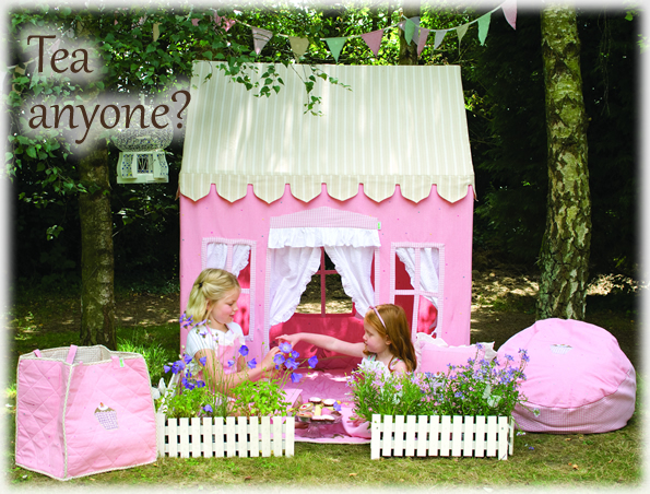 Fabric Playhouses