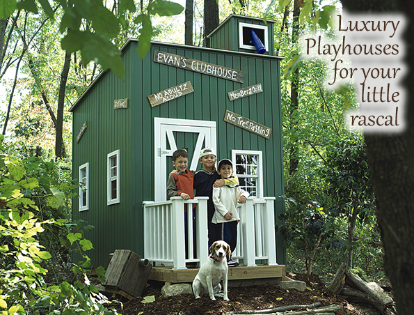 Luxury Playhouses