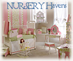 Designer Nursery at Sweet Retreat Kids