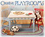 Unique Playrooms at Sweet Retreat Kids