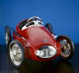 Red Racer Pedal Car