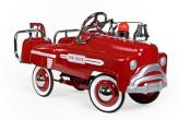 Red Tow Truck Pedal Car