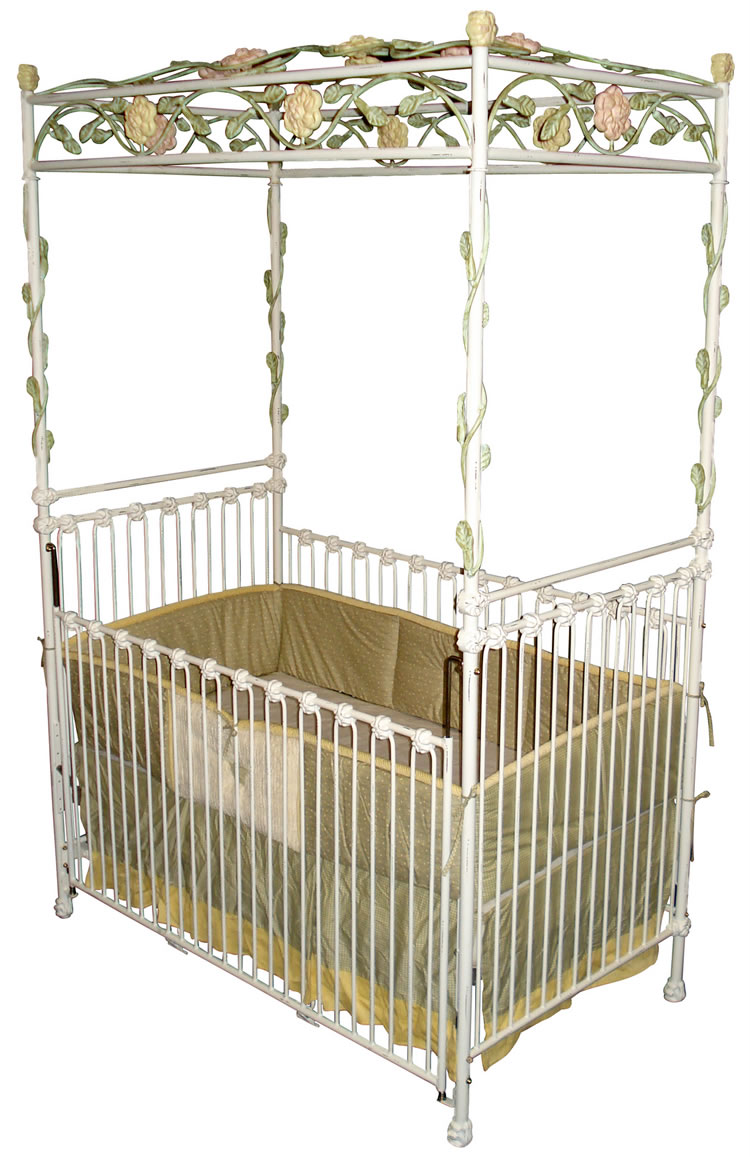 sc 1 st  Sweet Retreat Kids : iron canopy crib - memphite.com