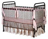 Simple Elegance Iron Crib