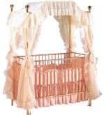 Tiffany Crib with Canopy