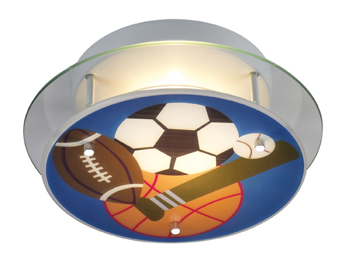 Sports Ceiling Light Fixture