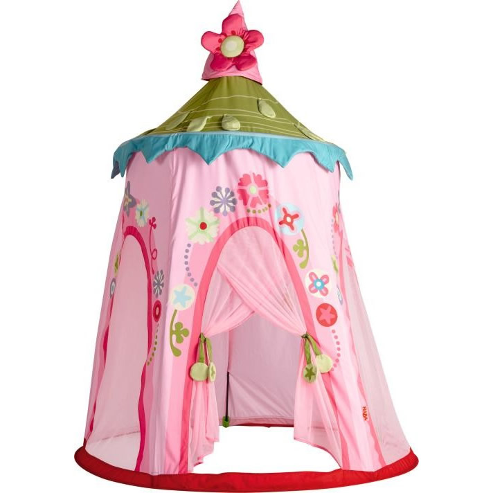 Floral Wreath Play Tent Thumbnail 1