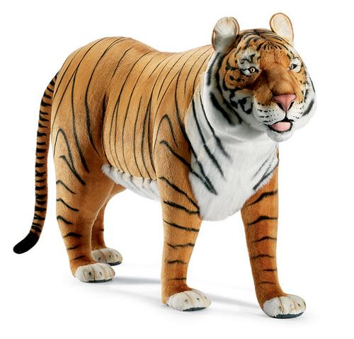 Toni The Tiger By Hansa Life Size
