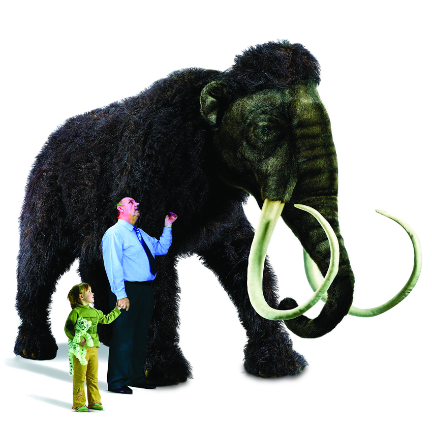 Mason the Mammoth by Hansa Thumbnail 1