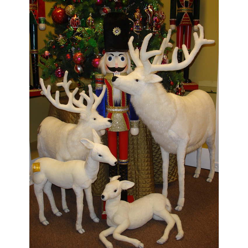 Wesley and Wheeler the White Deers by Hansa Thumbnail 1