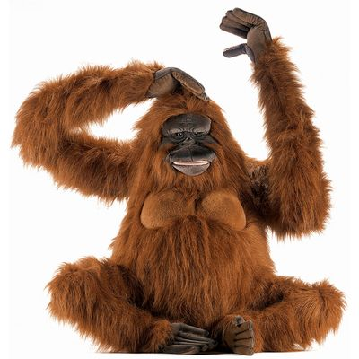 Orange the Orangutan by Hansa (Oversized)