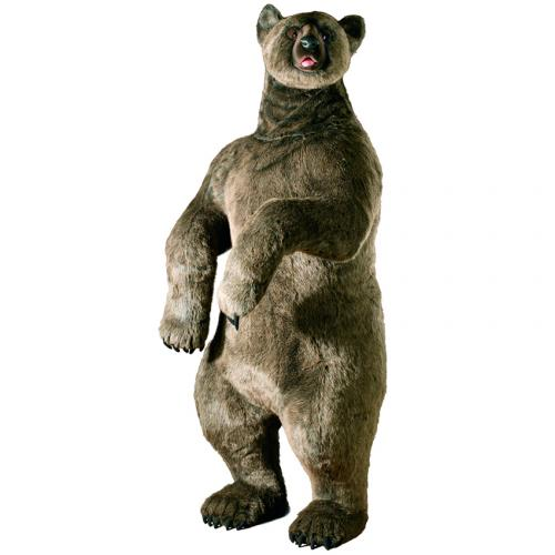 Grant the Grizzly Bear by Hansa (Life Size)