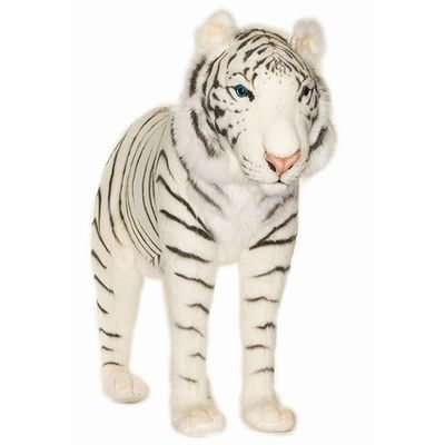 Willie the White Tiger by Hansa (Life Size)