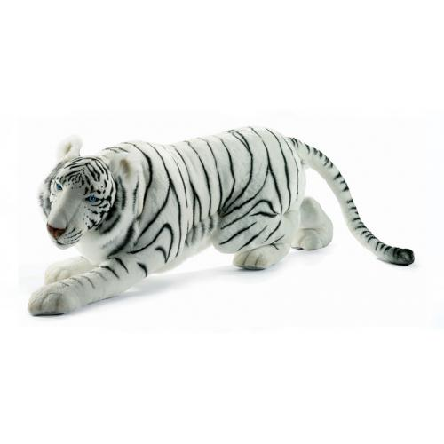 Taffy the White Prowling Tiger by Hansa
