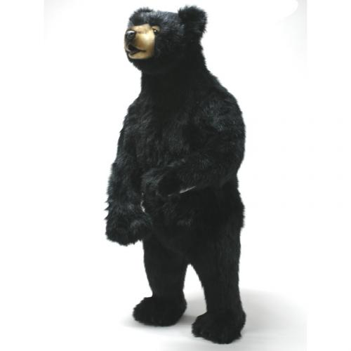 Fritz the Black Bear by Hansa