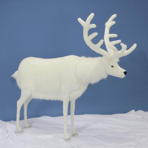 Wesley and Wheeler the White Deers by Hansa Thumbnail