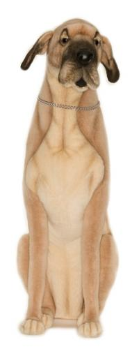 Getty the Great Dane by Hansa (Life Size)