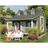 Country Cottage Playhouse (11x10 or 11x12)
