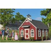 Little Red Schoolhouse Playhouse