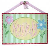 Personalized Canvas Name Art, Kennedy