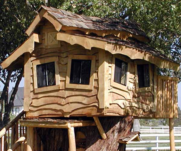 Turbo Timbers Tree House