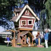 The Timberland Tree House DELUXE