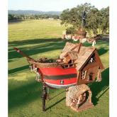 Treasure Ship Tree House
