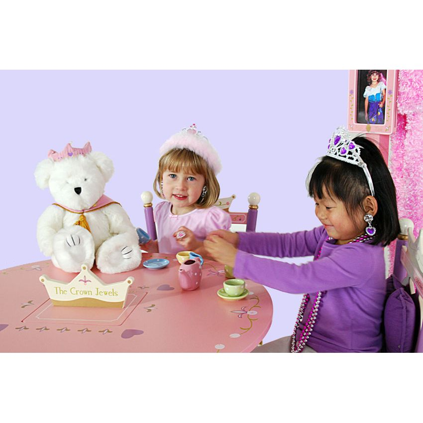 Princess Table and 2 Chair Set by Levels of Discovery Thumbnail 2