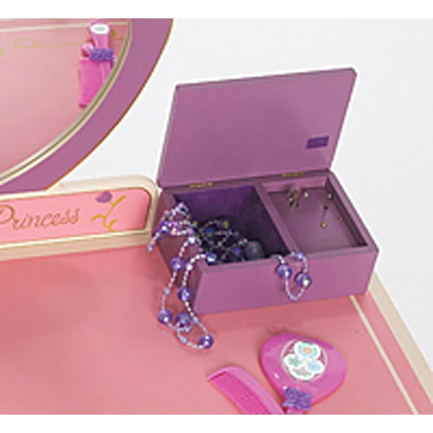 ... Princess Vanity Table U0026 Chair Set By Levels Of Discovery Thumbnail 1 ...