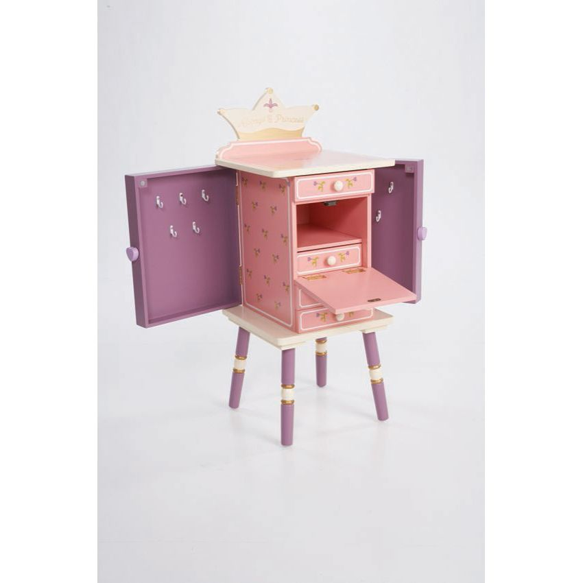 Princess Jewelry Cabinet By Levels Of Discovery