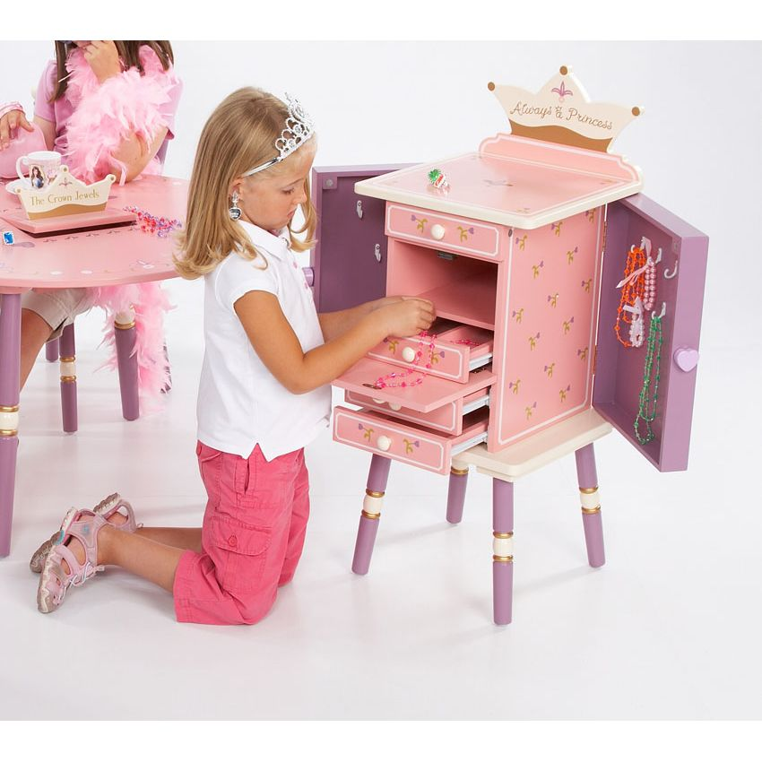 Princess Jewelry Cabinet by Levels of Discovery Thumbnail 1