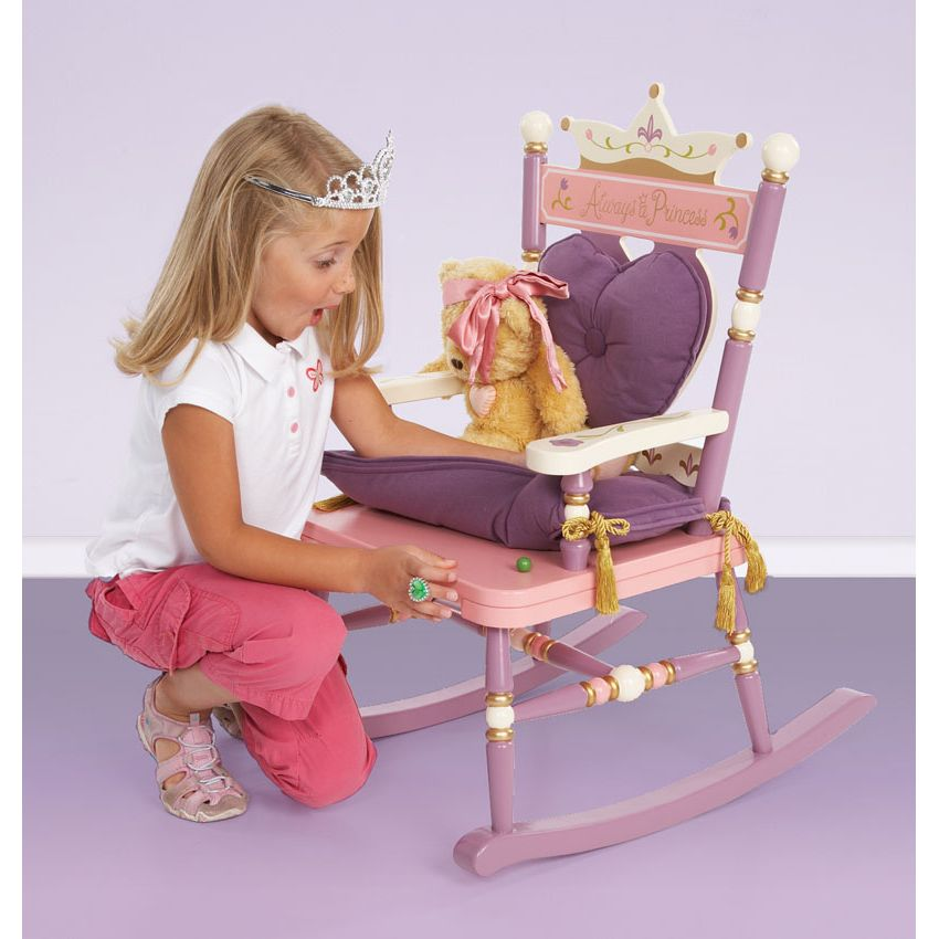 Princess Royal Rocking Chair by Levels of Discovery Thumbnail 2