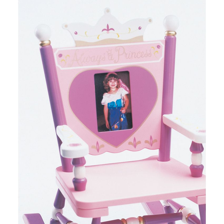 Princess Mini Rocking Chair by Levels of Discovery Thumbnail 1
