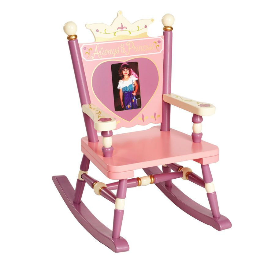 ... Princess Mini Rocking Chair By Levels Of Discovery Thumbnail 2