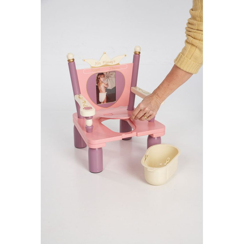 Princess Potty Training Chair by Levels of Discovery Thumbnail 2