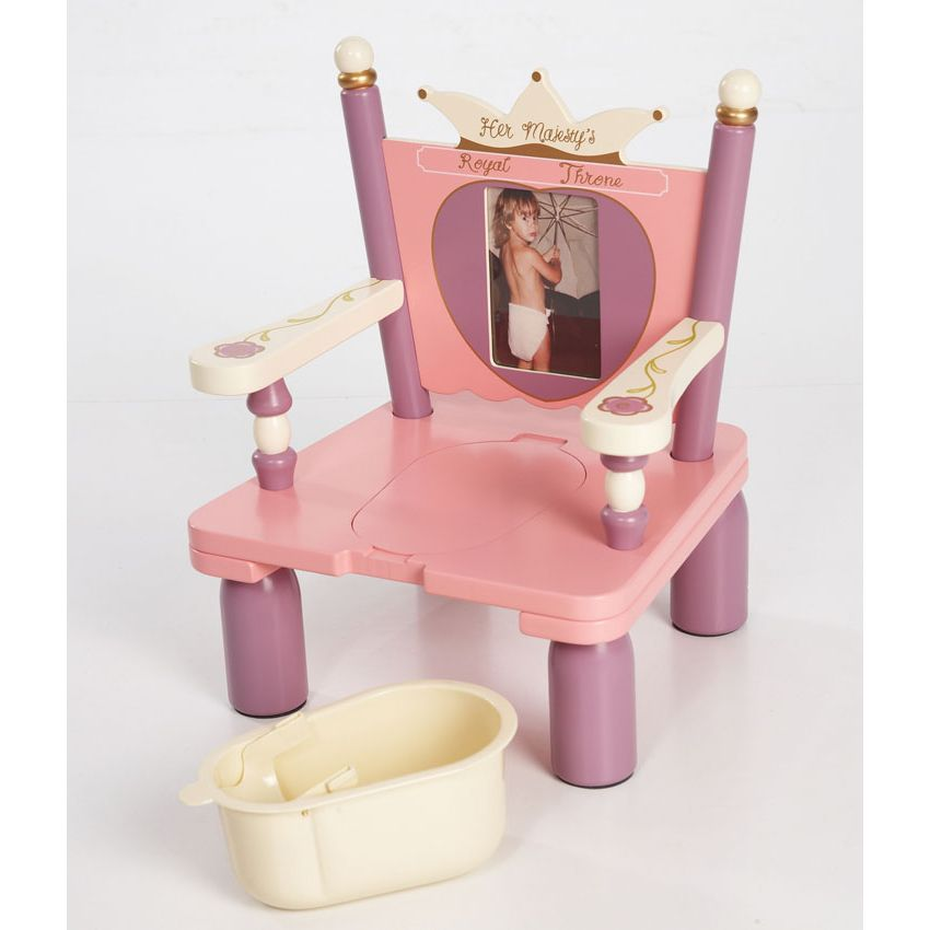 Princess Potty Training Chair by Levels of Discovery Thumbnail 1