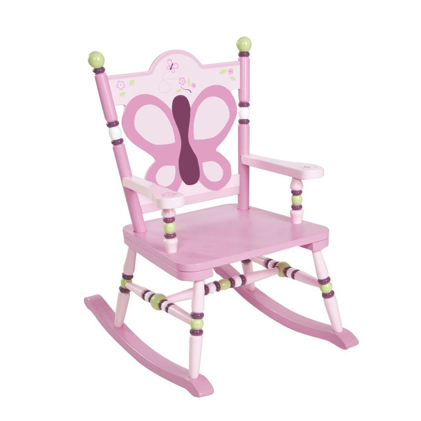 sugar plum toddler rocking chair by levels of discovery thumbnail 4