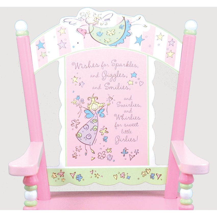 Fairy Wishes Rocking Chair by Levels of Discovery Thumbnail 3