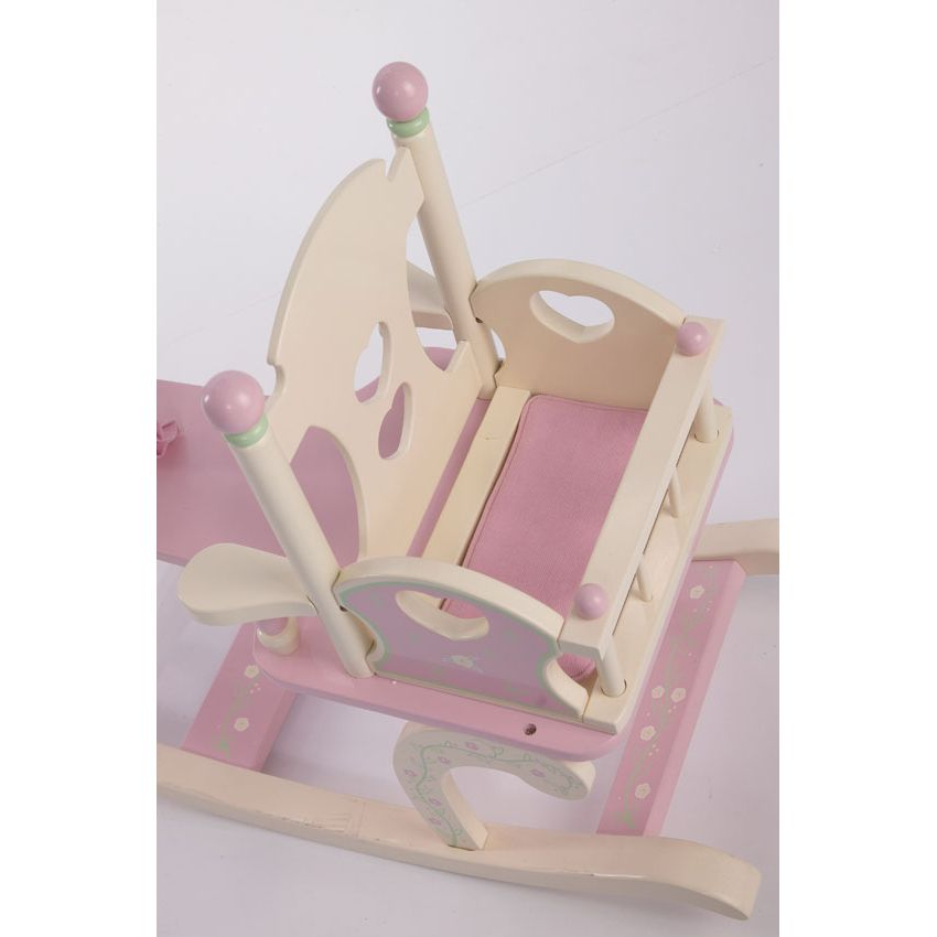 Rock A My Baby Kiddie Ups Rocking Horse by Levels of Discovery Thumbnail 1