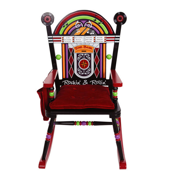 Rock of Ages Rocking Chair by Levels of Discovery