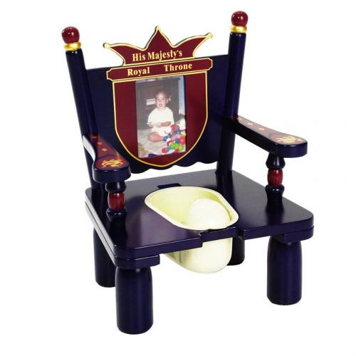 Prince Potty Training Chair By Levels Of Discovery Thumbnail