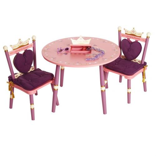 Princess Table and 2 Chair Set by Levels of Discovery Thumbnail