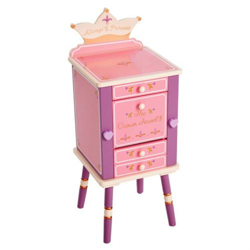 Princess Jewelry Cabinet by Levels of Discovery Thumbnail