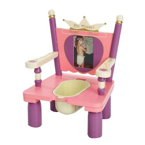 Princess Potty Training Chair by Levels of Discovery Thumbnail