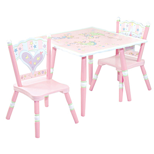 Fairy Wishes Table and Chairs by Levels of Discovery Thumbnail